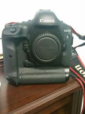 Canon EOS 1Dx Digital SLR 1D X Camera  with 2 Batteries and Charger RRP £5300