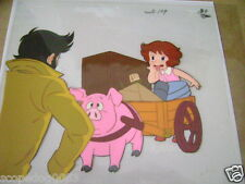 MIRAI ROBO DALTANIOUS SUPER ROBOT KENTO TATE ANIME PRODUCTION CEL 6