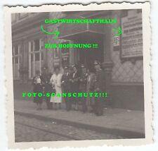 Kompaniefest Flieger KG.Nordhausen Offiziere Gasthaus zur Hoffnung 1938