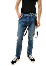 SCOTCH & SODA Brewer Legacy Tapered Blu Jeans Taglia w29/l32 RRP £ 140 bcf69