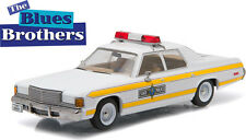 GREENLIGHT 1/43 THE BLUES BROTHERS 1977 DODGE ROYAL MONACO ILLINOIS STATE POLICE