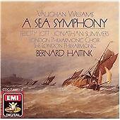 SONOPRESS WEST GERMANY '89*NO IFPI*HAITINK*Vaughan Williams: Sea Symphony*EMI CD
