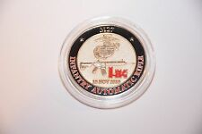 HECKLER& KOCH HK M27 IAR MARINES CHALLENGE COIN 2011 MR762 MR556 416 MP5 VP9 P30