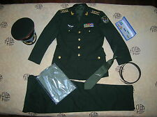 Obsolete 15's series China PLA Army General Headquarters Officer Uniform,Set