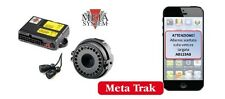 METASYSTEM ANTIFURTO SATELLITARE T.75 ABT06870 METATRAK SUPERALARM FIAT Panda