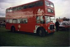 ex East Kent Leaside Buses RV1 1965 AEC Regent GJG750D real photograph