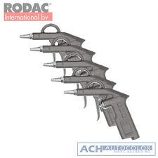 RODAC RC113SET 5x Druckluft Blaspistolen kurz RC 113 Set