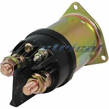 NEW STARTER SOLENOID Fits KENWORTH HD Trucks T600 T800 T2000 W900 Detroit Diesel