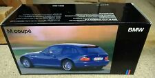 UT 1:18 black BMW M Coupe Dealer Edition damaged no wing mirrors rare sold out