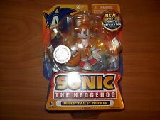 "tails jazwares 3"" sonic the hedgehog figure nib"