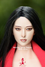 1:6th WONDERY Lover 004 Head Sculpt Model Moveable eyes F/Female PH Body Figure