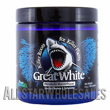 Plant Success Great White 4oz ounce Mycorrhizae Bacteria Roots Grow Hydroponics