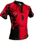 Welsh Dark Venom Supporters Rugby Shirt S-7XL Olorun Wales Rgby Shirt