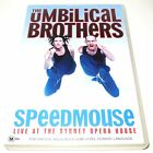 DVD, The Umbilical Brothers Speedmouse Live At Sydney Opera House