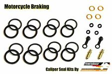 Honda CBR900 CBR 900 Fireblade RRN-RRV 1992-7 Nissin brake calipers seal kit