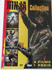Ninja Collection 3 Filme - The Battalion - Invasion - Grandmasters of Death