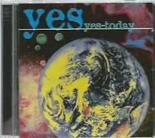 YES  -  YES:TODAY.   /    2 CD SET.  ( ABWH , ASIA , STEVE HOWE , JON ANDERSON )