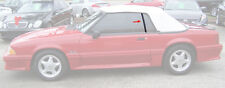 1983-1993 Mustang Convertible Driver Side Quarter Window Weatherstrip LH