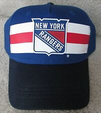 NHL New York Rangers Rangerstown Baseball Hat Cap Team Issued Brand New