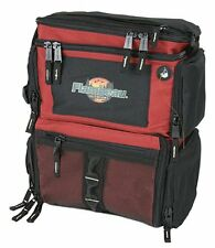Fisherman Tackle Bag Box Storage Outdoors Fishing Station Soft Side Pockets Kit