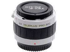 Nikon AF moltiplicatore di focale 2x Kenko Pro 300. Compatibile con digitali.