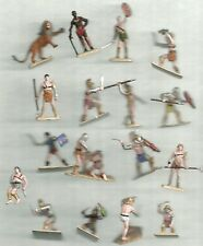 1/72 20mm Painted Soldiers ROMAN GLADIATORS x 17