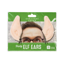 Christmas Party Elf Ears Hair Clip elf Ears Elfie Selfie