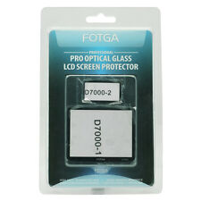 FOTGA PRO Optical Glass LCD Screen Protector For Nikon D7000 DSLR Main +Info LCD
