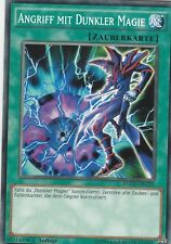 YU-GI-OH Angriff mit Dunkler Magie Common YGLD-DEC29 STARK!