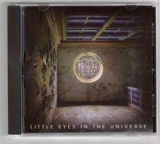 (GS901) The Roseville Band, Little Eyes In The Universe - 2010 DJ CD