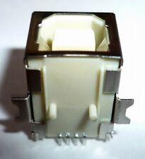 USB Einbaubuchse Typ B gewinkelt SMD Mon Steckverbinder Einbaukupplung Lötbuchse