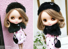 "CWC Exclusive Middie Blythe Doll x MILK ""Little Lilly Brown"" X'mas Sale"