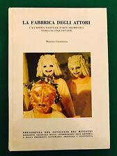 LA FABBRICA DEGLI ATTORI: L'Accademia Nazionale d'Arte Drammatica - Giammusso