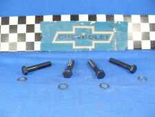 69-72 CHEVY NOVA CHEVELLE CAMARO IMPALA 396 454 Big Block Water Pump Bolts