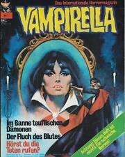 Vampirella 1 (Z1-2), Pabel