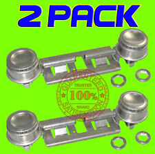 2 Pack Ap2633210 Double Top Burner Kit For Ge Kenmore Hotpoint Gas Oven Stove