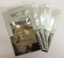 VICHY Dercos Aufbau Repair Shampoo Mini, 20 x 7 ml Reparatur Seife Haarwäsche