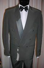 SMOKING   UOMO  LAMBERTI  ABITO   T.48-50   CERIMONIA  WEDDING DRESS MAN