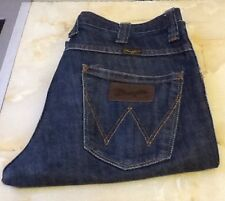 Mens Wrangler Sly  Jeans ~ W32 L32 * MEASURED WAIST*