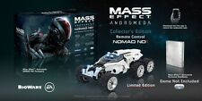Mass Effect 4 Andromeda Collector's Edition Remote Control Nomad ND1, Steelbook