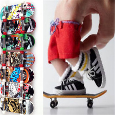 Kids' Mini Skate Finger Board Children Tech Deck Skateboards Gift Miniature Toy