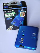 (PRL) FUJIFILM MOBILE PRINTER MP-100 STAMPANTE CELLULARE INFRARED METALLIC BLUE
