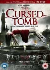The Cursed Tomb DVD Region 2 Horror *New and Sealed* Wes Bentley