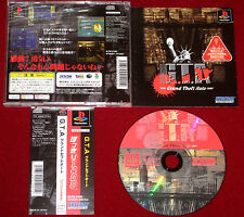 *Complete* PS1 Game GRAND THEFT AUTO NTSC-J Japan Import PlayStation GTA