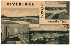 Postcard Riverlake Lodge Ft. Loudon Lake in Knoxville, Tennessee~105854