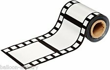 Hollywood 'At The Movies' 50ft Filmstrip Border Tape Wrap Oscars Night Party Fun