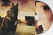 CD CARTONNE CARDSLEEVE 2T RED HOT CHILI PEPPERS DANI CALIFORNIA TBE