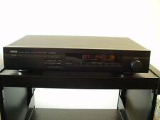 Yamaha TX-580RDS sintonizzatore Stereo nero + Accessori, 12 Mesi Di Garanzia