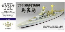 Five Star 1/700 700055 USS Battleship Maryland for Trumpeter