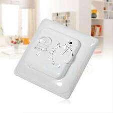 Room Floor Heating Thermostat Temperature Auto-control Switch With Sensor Cable